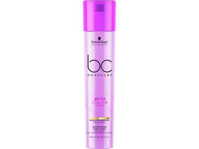 ph 4.5 BC Color Freeze Gold Shampoo 250ml