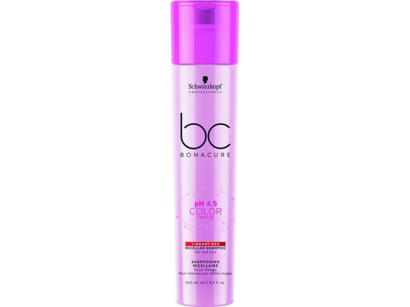 ph 4.5 BC Color Freeze Red Shampoo 250ml