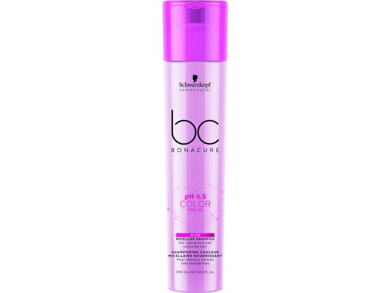 ph 4.5 BC Color Freeze Rich Shampoo 250ml