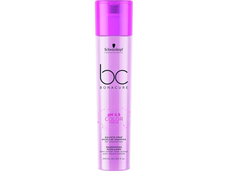 pH 4.5 Color Freeze Sulfate-Free Micellar Shampoo 250ml