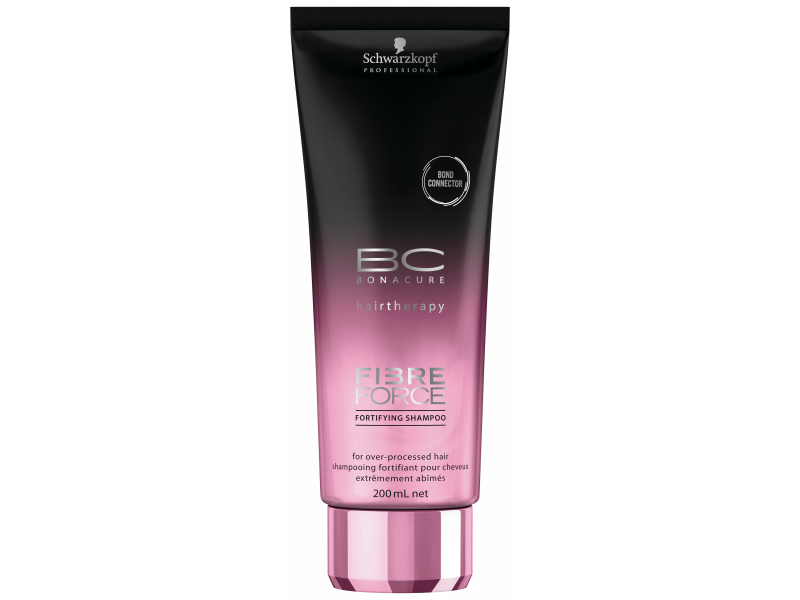 BC FIBRE FORCE Fortifying Shampoo 200ml