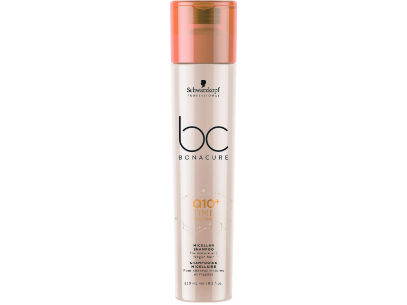 Q10+ Time Restore Micellar Shampoo 250ml