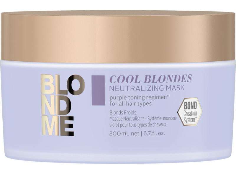 COOL BLONDES  Neutralizing Mask 200ml