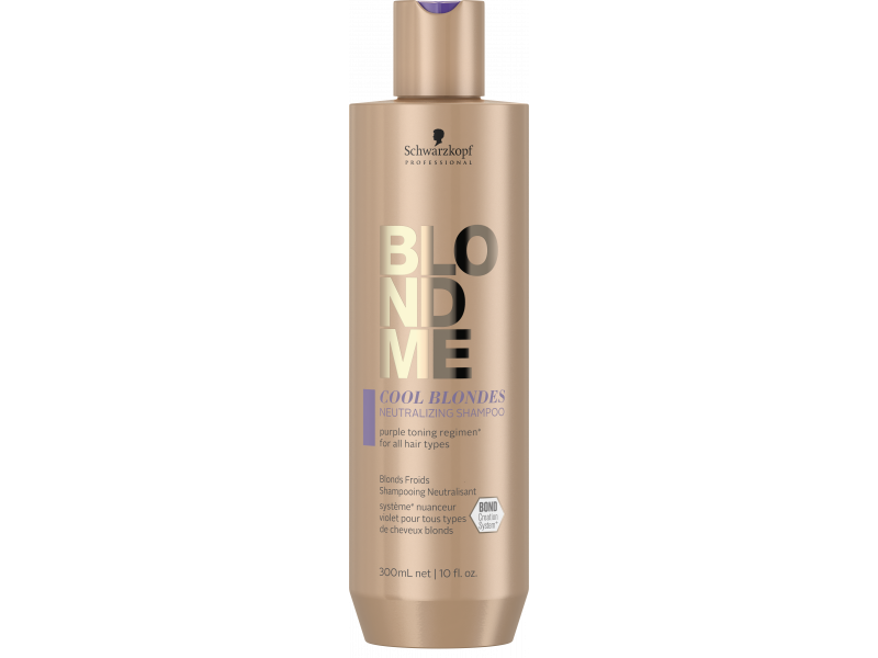 COOL BLONDES  Neutralizing Shampoo 300ml