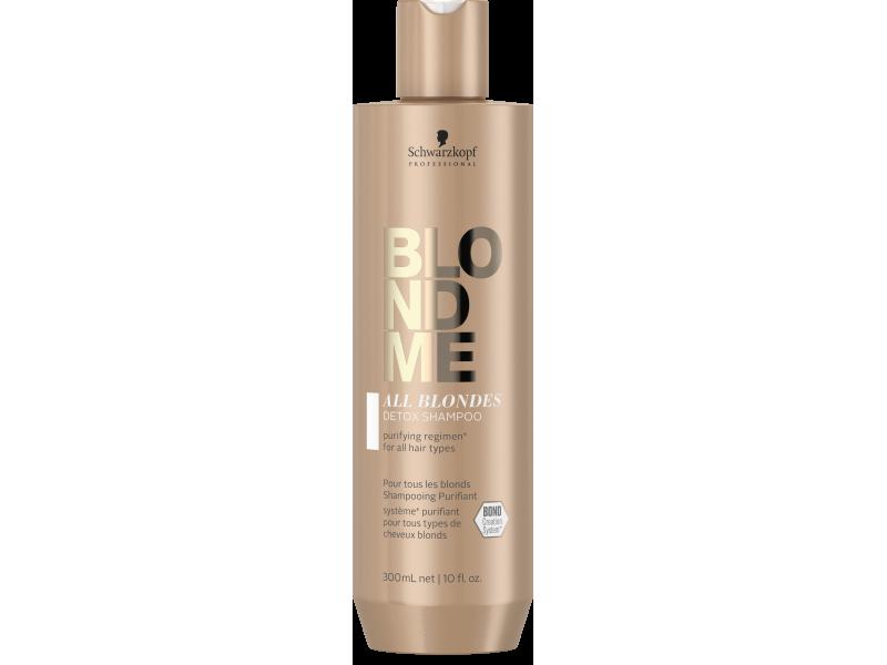 ALL BLONDES  Detox Shampoo 300ml