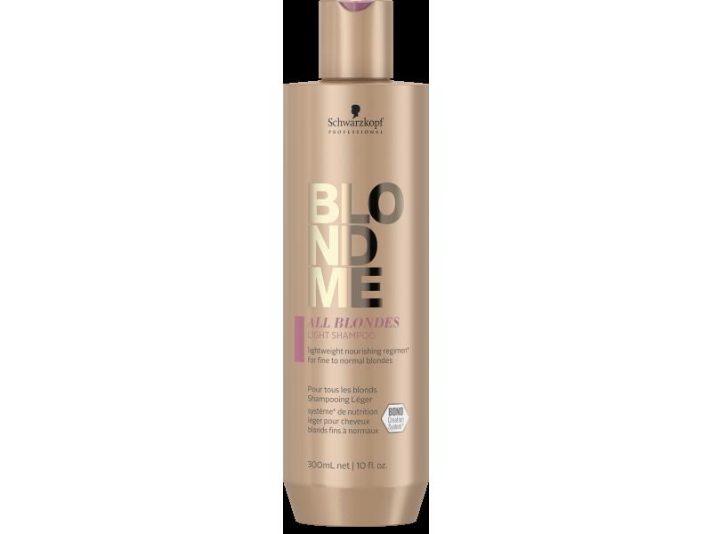 ALL BLONDES Light Shampoo 300ml