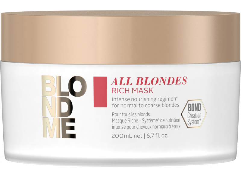 ALL BLONDES  Rich Mask 200ml