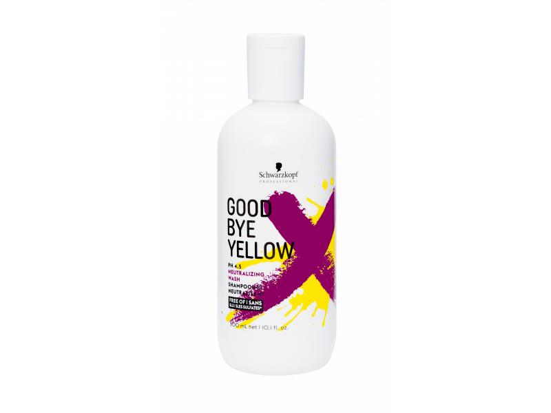 Goodbye Yellow Shampoo 300ml