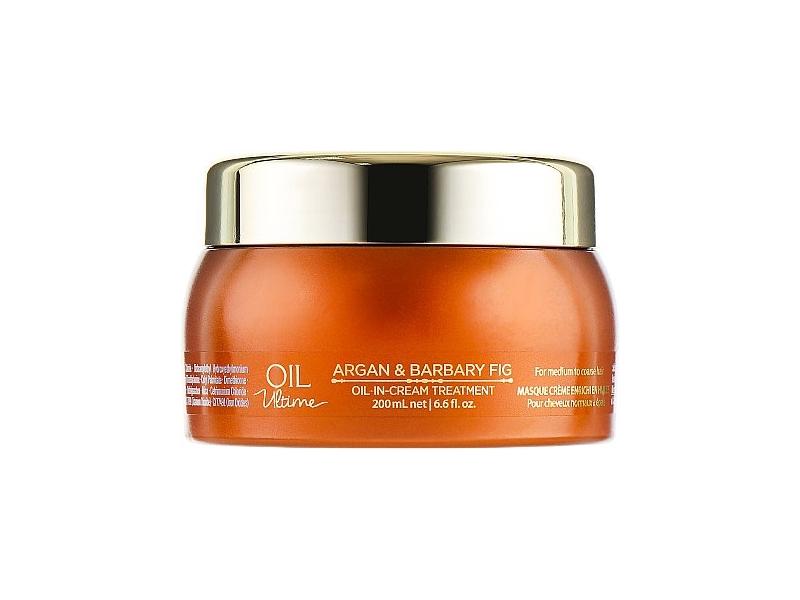 Oil Ultime Argan & Barbary Fig Oil-In-Cream Treatment 200 ml