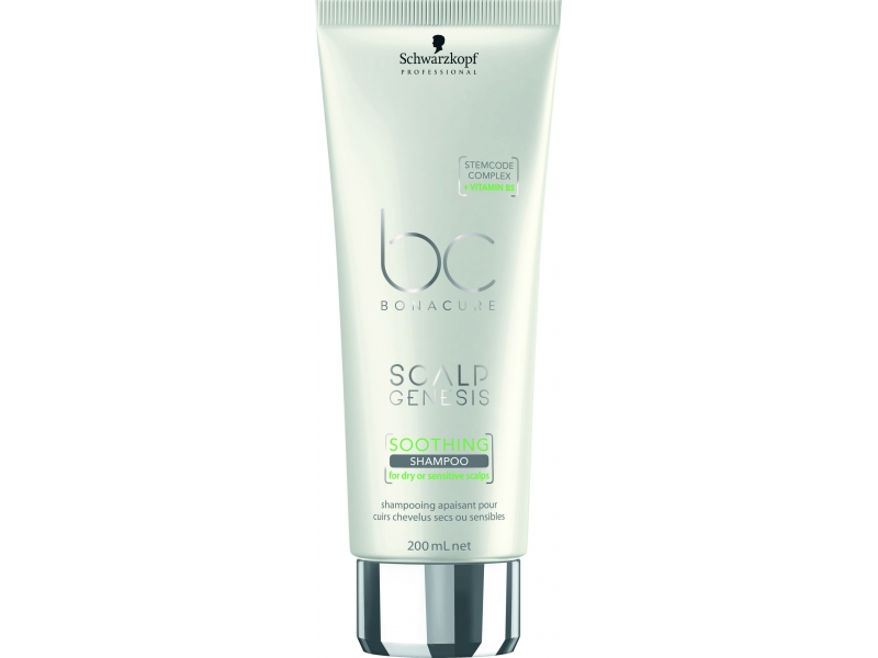 BC Scalp Genesis Soothing Shampoo 200ml